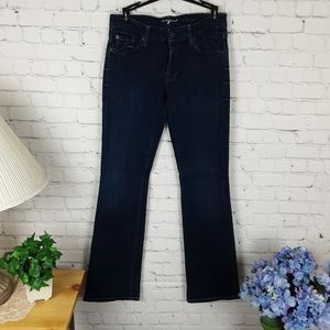 7 For All Mankind Kimmie blue jeans size 29
